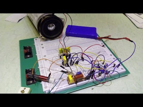 Weekend Projects: Building A One Chip AM Radio