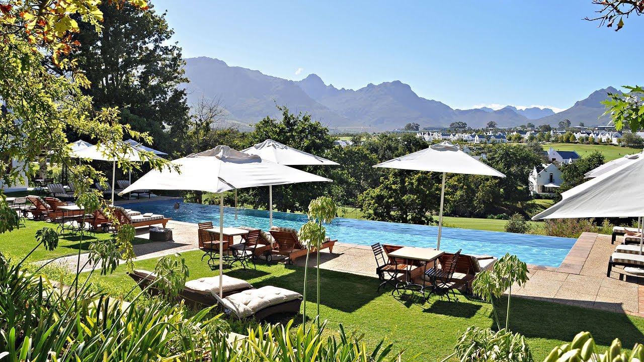 South Africa Travel Hotel Stellenbosch Kleine Zalze Lodge
