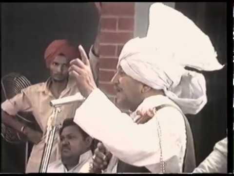 Ustaad Lal Chand Yamla Jatt @ Raj Brar's Engagement Part 3 of 4