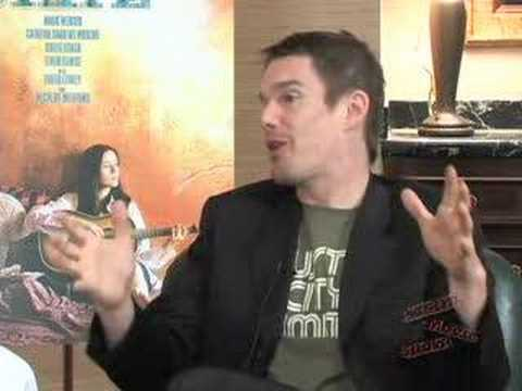 Interview with Ethan Hawke