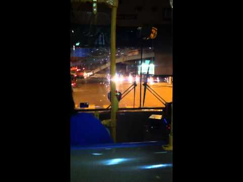 A day in Kuala Lumpur public transportation