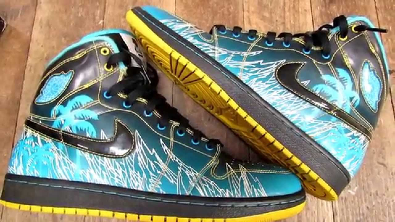 282781fc707d JORDAN 1 DOERNBECHER SNEAKER REVIEW ( SCOOP208) - YouTube