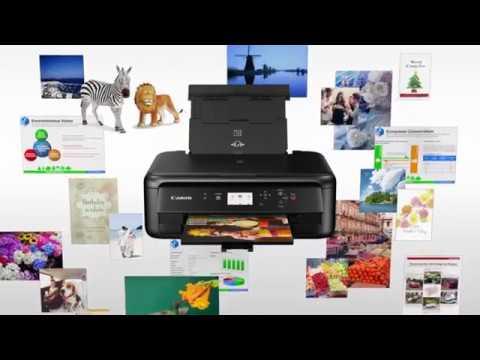 Canon PIXMA TS5120 Wireless Inkjet All-In-One Printer