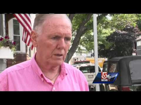 Former Mayor Ray Flynn mourns Williams