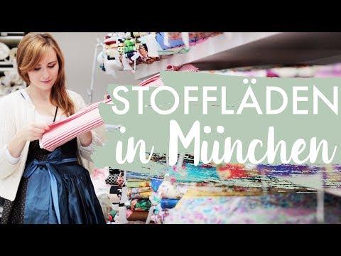 Die besten Stoffläden, Nähzubehör, Trachtenstoffe in München