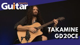 Takamine GD20CE | Review | Nick Jennison