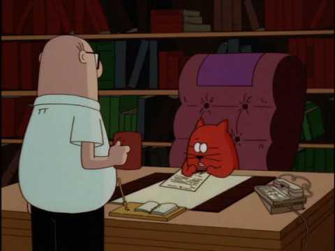 Dilbert Catbert