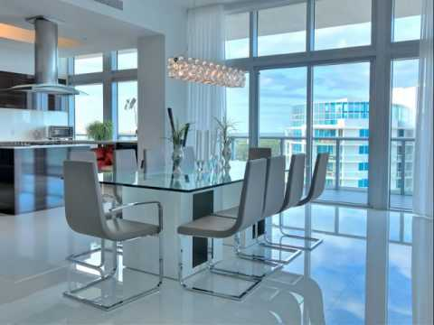 Caribbean Penthouse 2 Miami Beach Luxury Penthouse Youtube