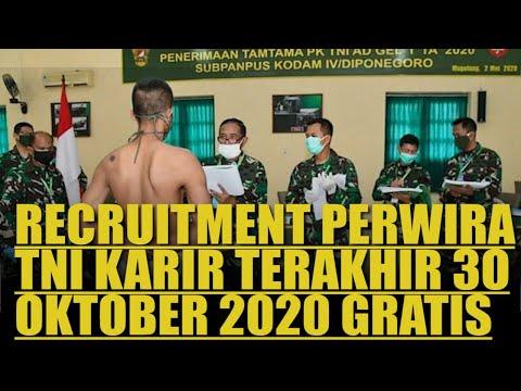 cara-daftar-perwira-tni-karir-2020-gratis