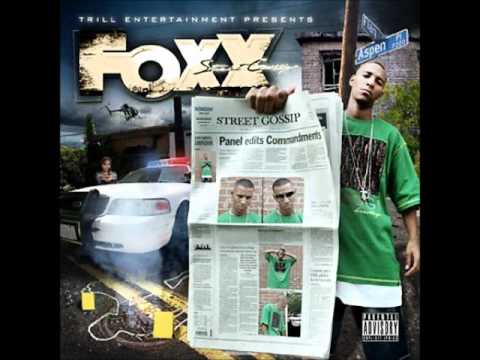 FOXX - NOT MYSELF - STREET GOSSIP ALBUM