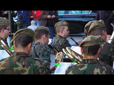 Spanish Military Band - Madrid