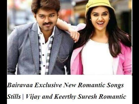 BAIRAVAA ROMANTIC SONG STILLS || INDIA