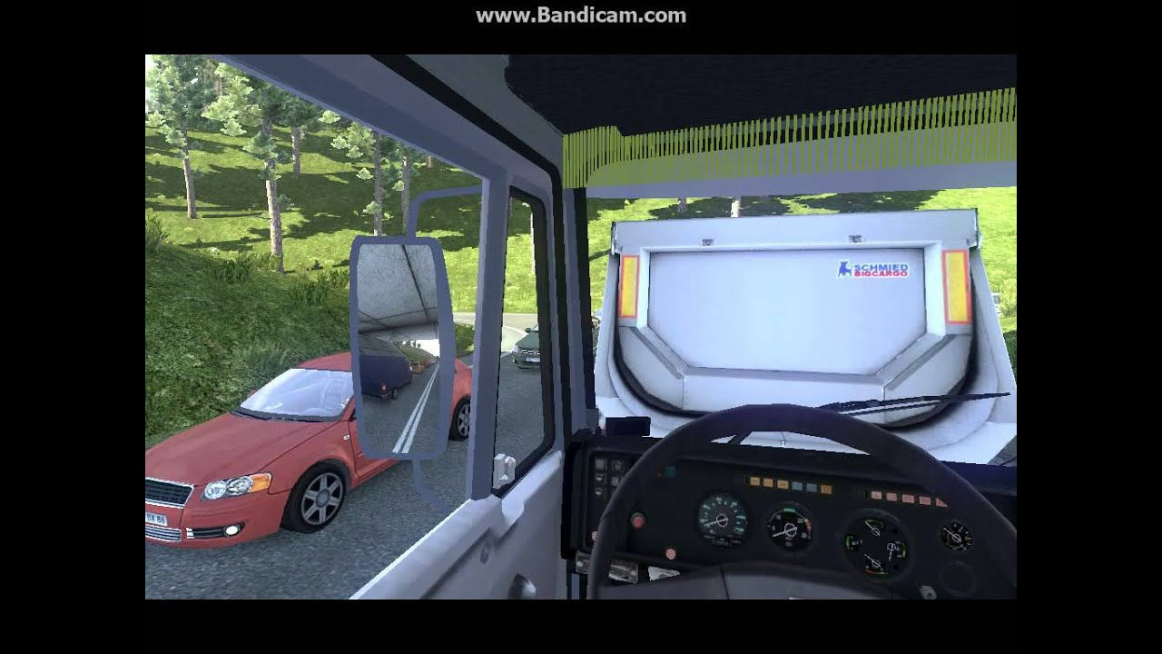 скачать мод на Euro Truck Simulator 2 на рацию - фото 3