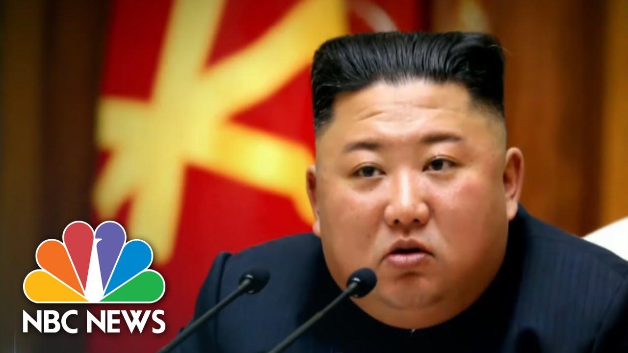U.S. Officials Say Kim Jong Un May Be Incapacitated After Surgery | NBC Nightly News