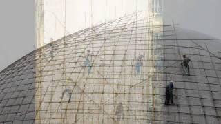 Строительные леса из бамбука(Строительные леса из стали на сайте http://lesa.nsk.ru Подберем нужную комплектацию строительных лесов для Ваших..., 2010-08-10T10:21:20.000Z)