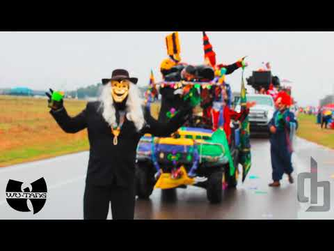 Youngsville Mardi Gras Parade 2018 - Full Parade