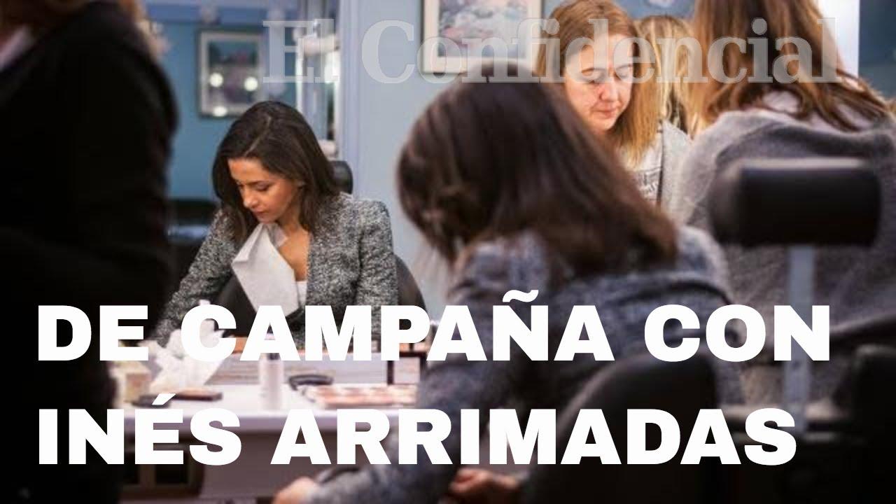 De Líder En Día Inés Ciudadanos Un Cataluña Campaña Con ArrimadasLa v8Nn0wOm