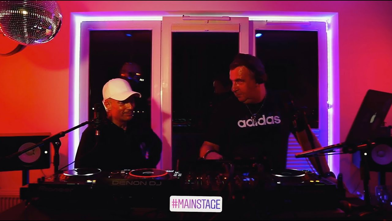 Dj Matys livestream on Mainstage in your house 1.08.2020