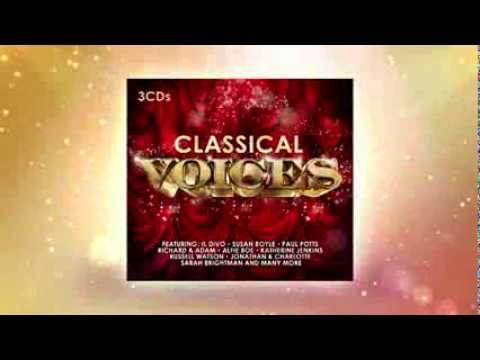 Classical Voices: The Album - Out Now -TV Ad