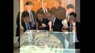 Намыв Сестрорецк Министр Японии в гостях у СЗИ