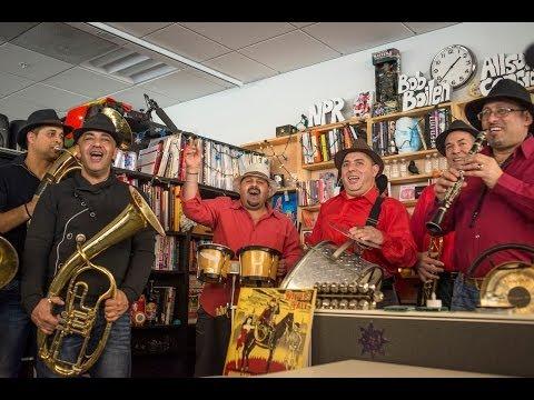 Fanfare Ciocarlia: NPR Music Tiny Desk Concert