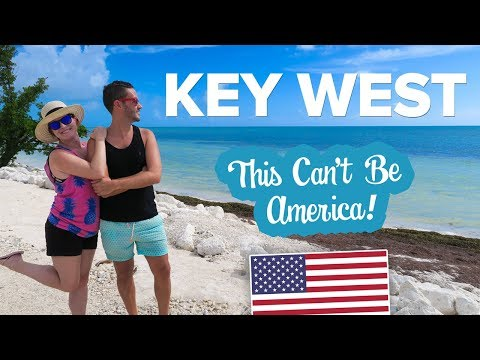 You NEED to visit KEY WEST. USA's Southern most point. Florida Keys & Key West Travel Guide.