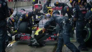 F1 Brazil GP 2016 Official Race Edit