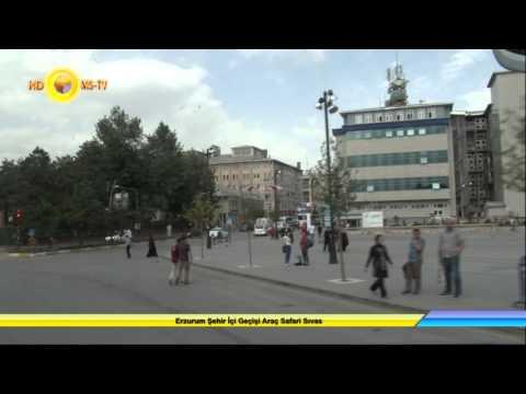 Erzurum Şehir İçi Geçişi Araç Safari Sıvas