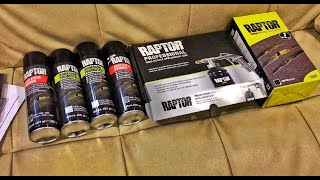 Как самостоятельно покрасить в  Raptor!!! cмотреть видео онлайн бесплатно в высоком качестве - HDVIDEO