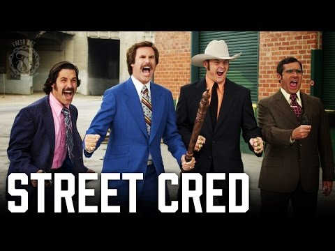 Street Cred - an Ex Con's point of view - Prison Talk 10.10