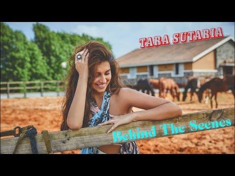 Tara Sutaria Exhibit Magazine | Behind the scenes Mp3