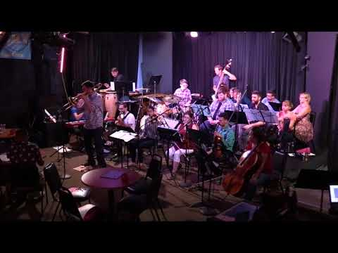 All Angles Orchestra live in Kansas City - Just Friends