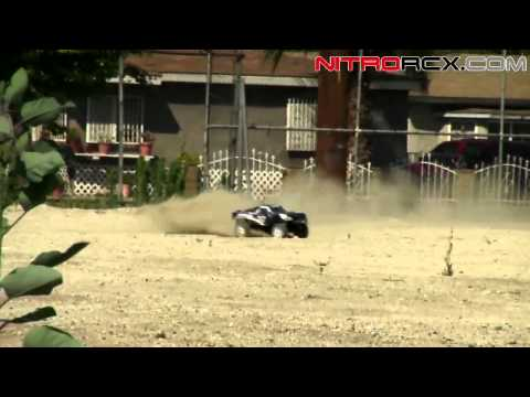 New Exceed Rc 1_8th Scale Rally 8 Nitro Gas Car.mp4 Travel Video