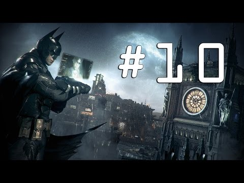 Cùng Chơi Batman: Arkham Knight Part 10 (PS4)│Stagg Airship
