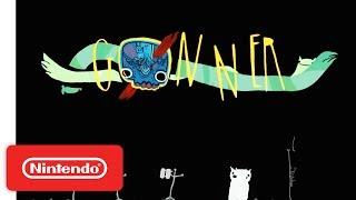 GoNNER Launch Trailer – Nintendo Switch