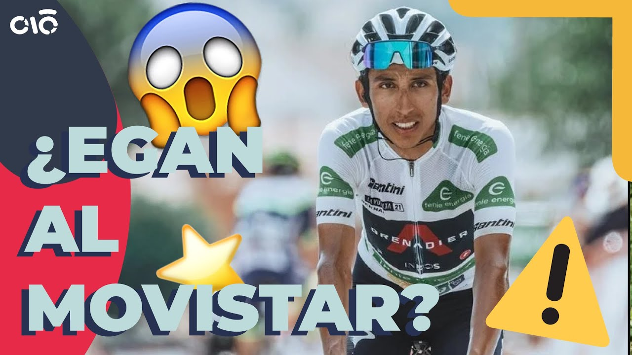 Download ¿Egan Bernal al Movistar Team? - RESULTADO de Rigoberto Urán en la crono del Mundial de Ciclismo