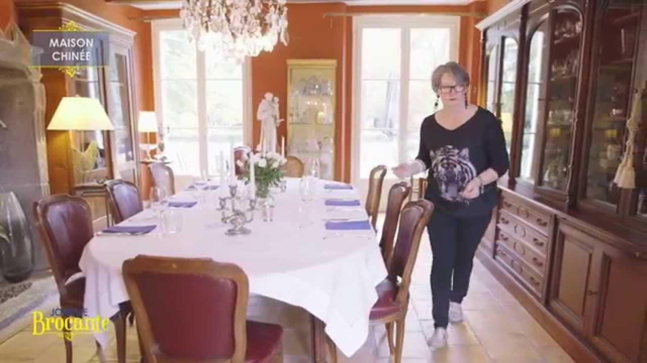 La Maison De Rose Brossac maison chinée `la feuillaie` à saint ay - jour de brocante