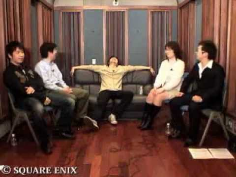Square Enix Music TV Vol.14 Hitoshi Sakimoto (2)
