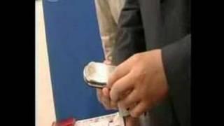 Trekstor-HR3 Fernsehbericht/ Plakiat IFA 2007