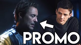 Nora & Thawne FINALLY Revealed to BARRY - The Flash 5x17 Promo Breakdown