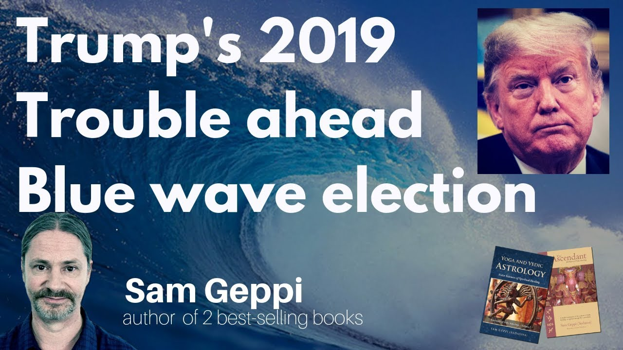 Trump 2019 and Blue Wave Election