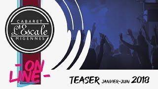 Teaser Janvier - Juin 2018