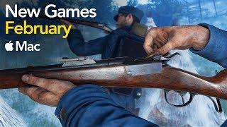 Top 8 New Mac Games of February 2019