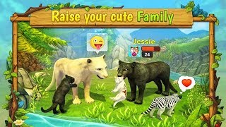 Puma Family Sim Online-By Area730 Simulator Games-Android
