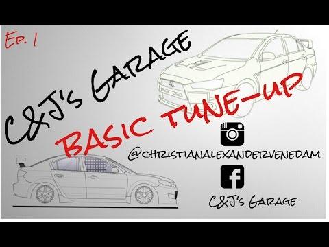 C&J's Garage: Basic Tune Up (2010 Mitsubishi Lancer)