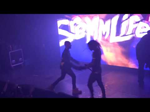 Rae Sremmurd - Start A Party - Melkweg Amsterdam 2017