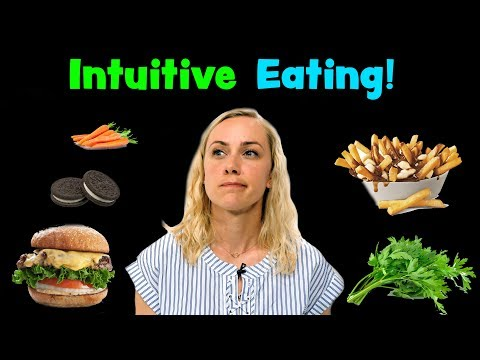 How Intuitive Eating Will Be Your Weight Reduction Weapon