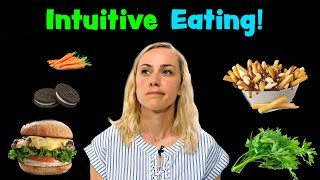 What is Intuitive Eating? | Kati Morton