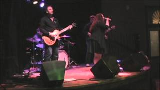 I am the blues - Kathy Frank Band at Fanclub