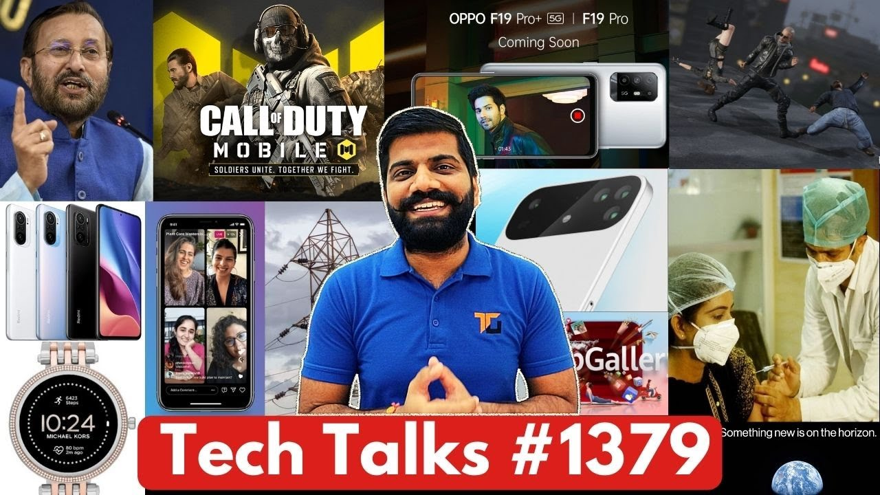 Download Tech Talks #1379 - Poco F3 Launch, PUBG Forever Ban?, OnePlus 9 23rd March, iPhone 14 Pro, COD Death